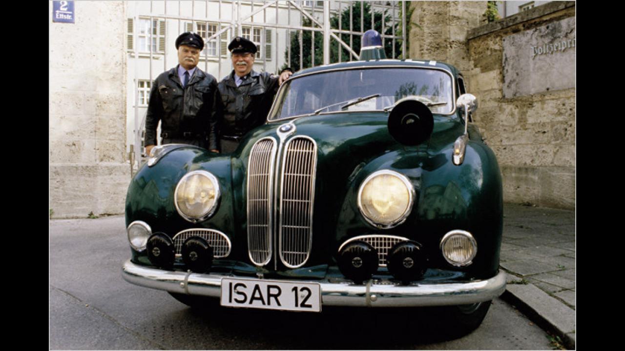 BMW 501/502: ,Barockengel