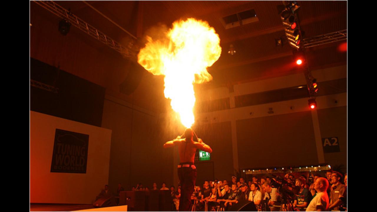 Feuerspucker
