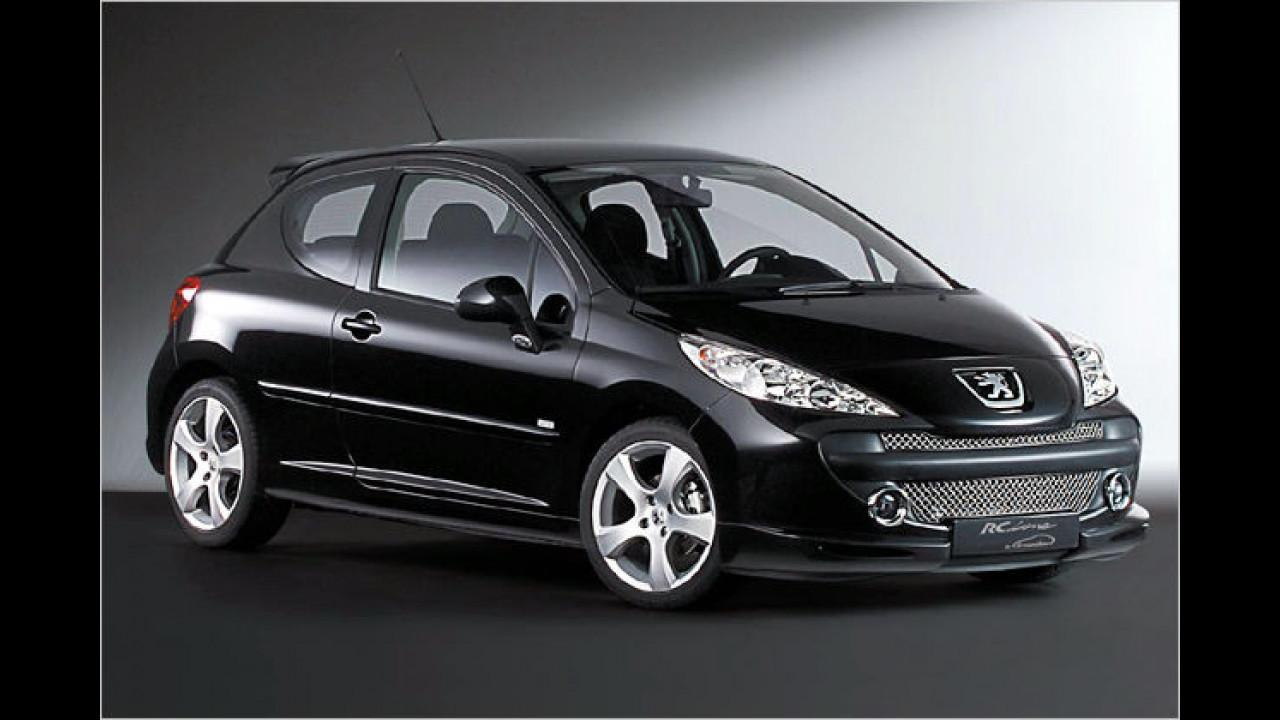 40 Jahre Irmscher: Peugeot