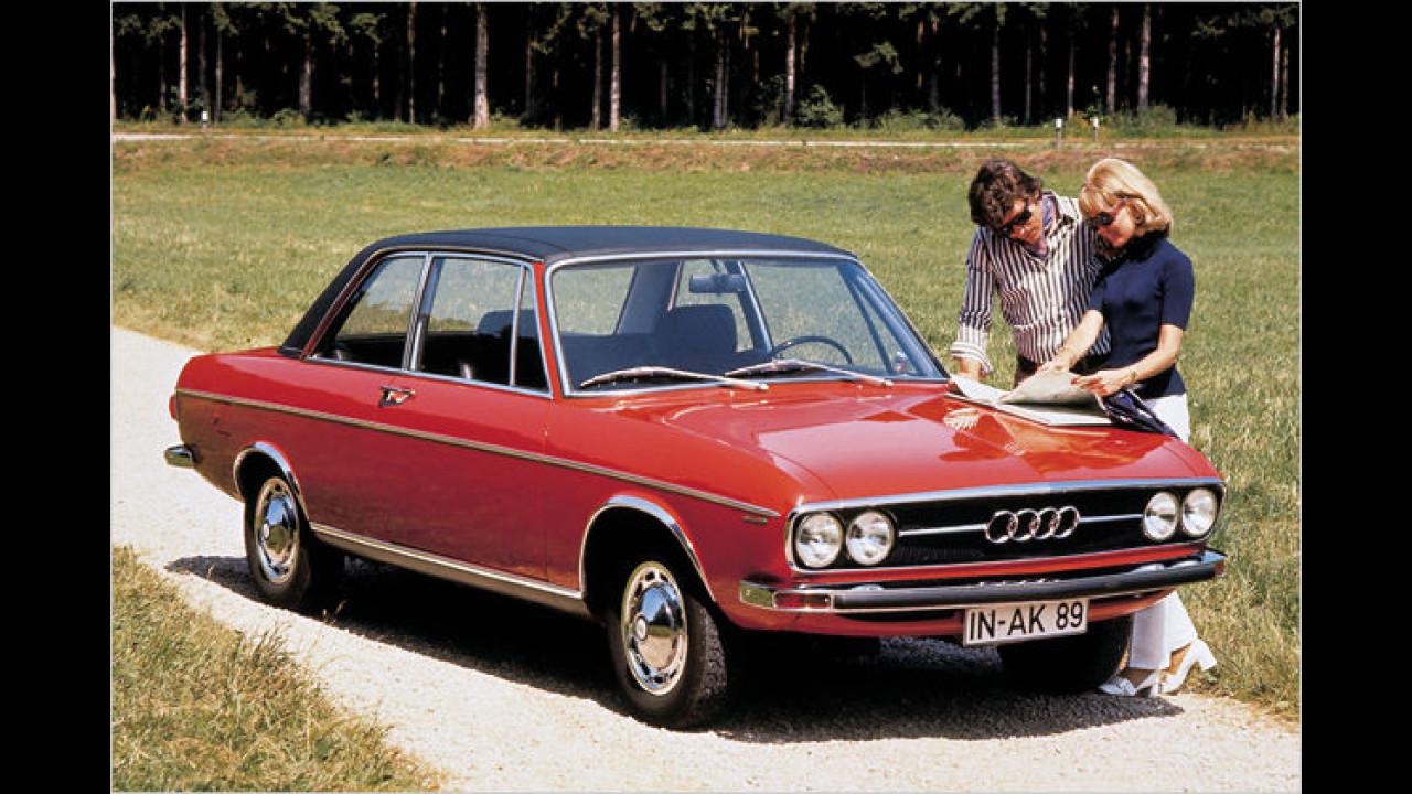 40 Jahre Audi 100