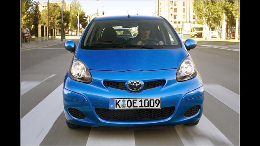 Ab sofort Toyota fahren für unter 6.000 Euro