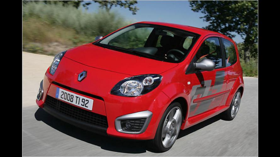 Französischer Wadenbeißer: Der Renault Twingo RS kommt