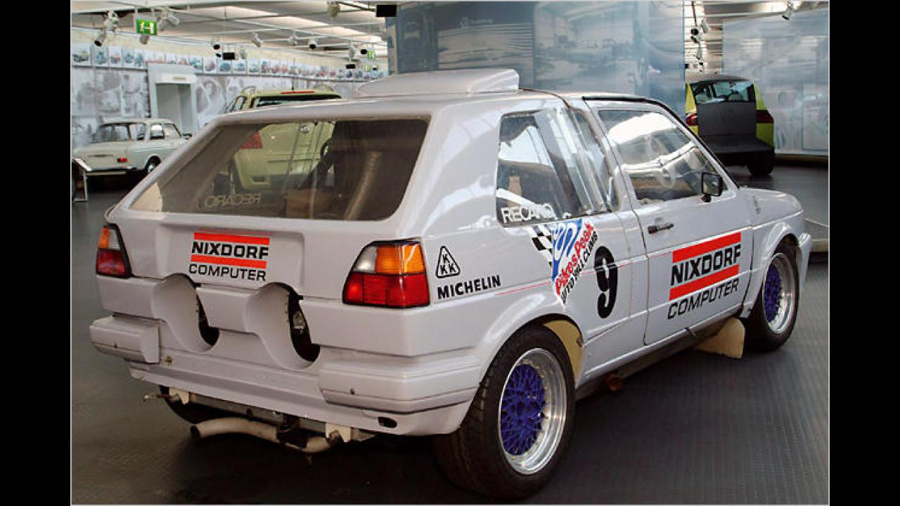 1987: VW Golf II