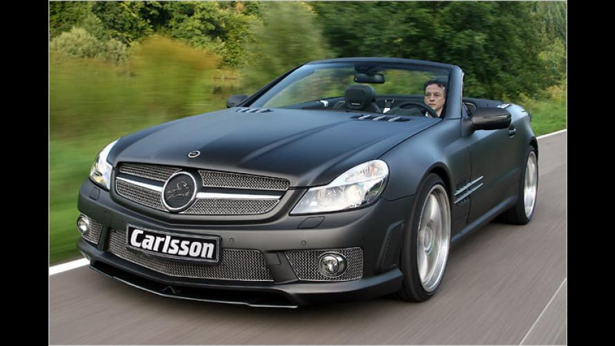 Wenn Nobles noch nobler wird: Carlsson tunt den SL 63 AMG