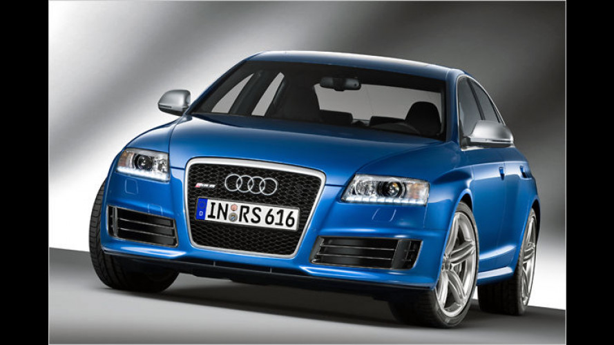 Audi RS6 als Limousine