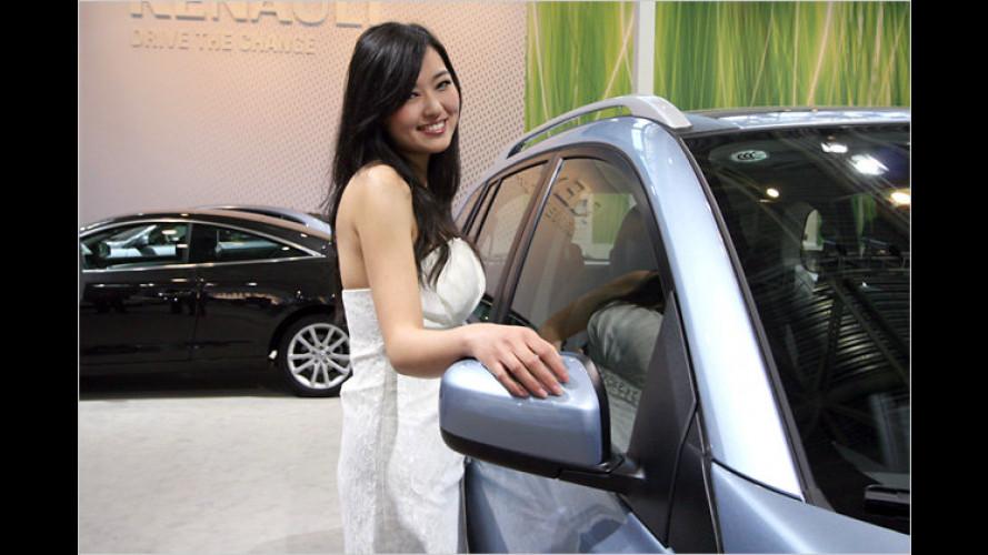 Auto China 2010: Girls –Teil 2