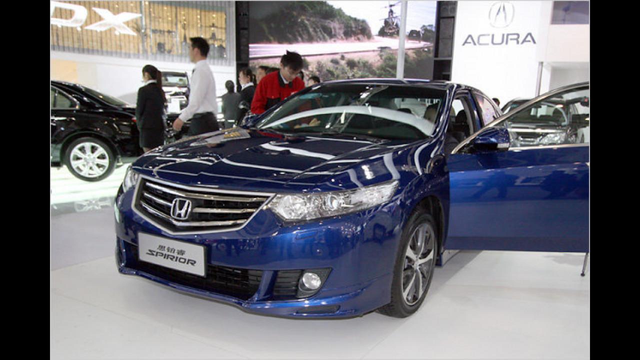 Honda Spirior