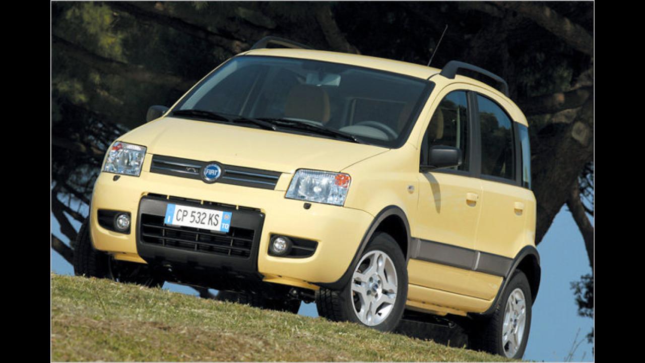 Fiat Panda 1.2 8V 4x4