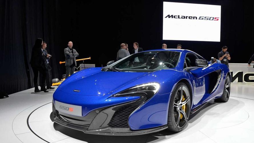 McLaren halts 12C production to meet 650C demand - report
