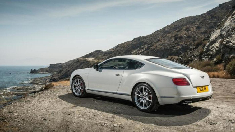 Bentley Continental GT V8 S Revealed With 521 HP