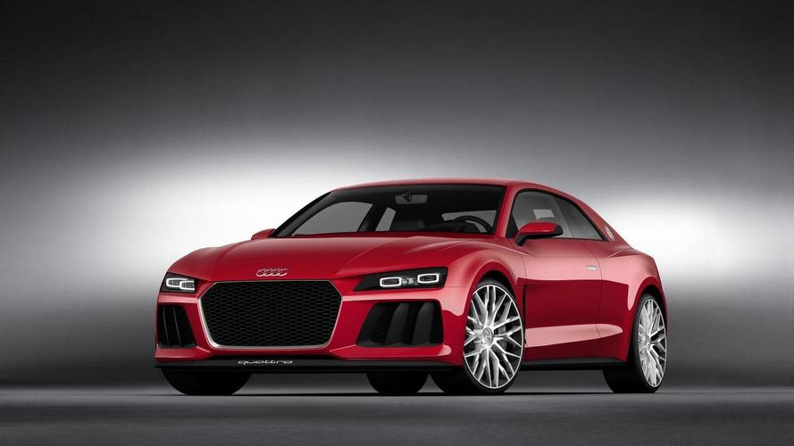 Audi Sport quattro laserlight concept revealed for CES