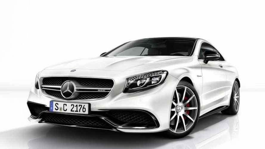 Mercedes-Benz S63 AMG Coupe receives AMG Performance Studio goodies