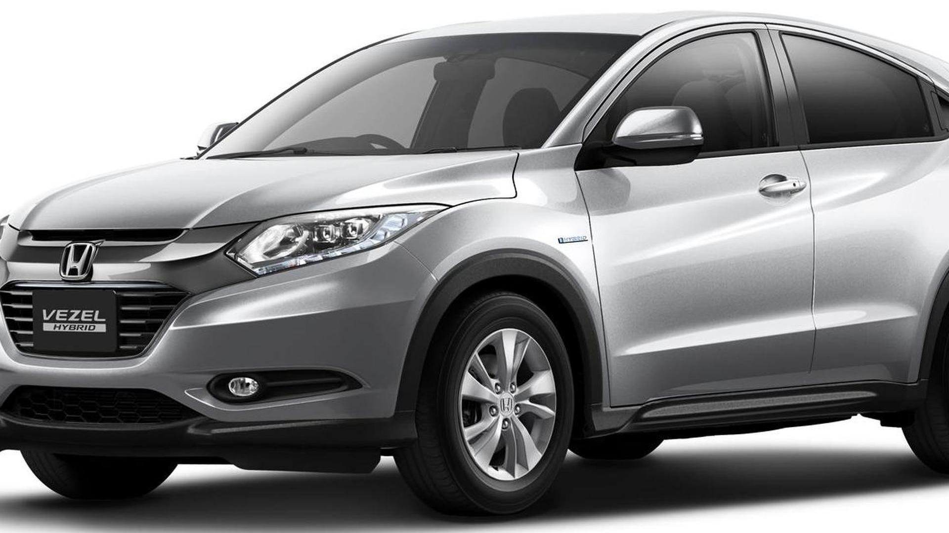 Honda Vezel to receive HR-V nameplate in United States - report