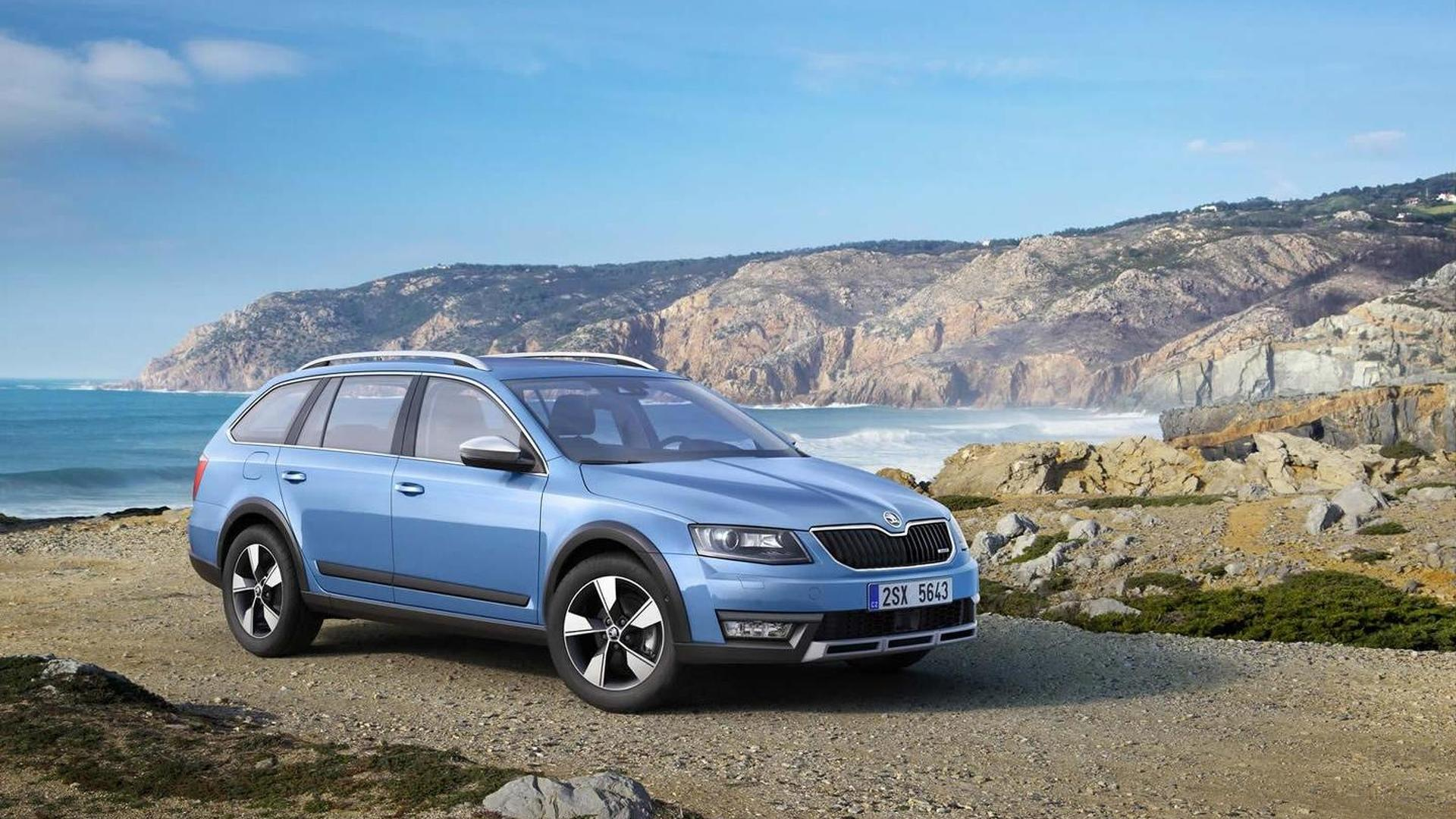 skoda octavia scout actualit s et essais france. Black Bedroom Furniture Sets. Home Design Ideas