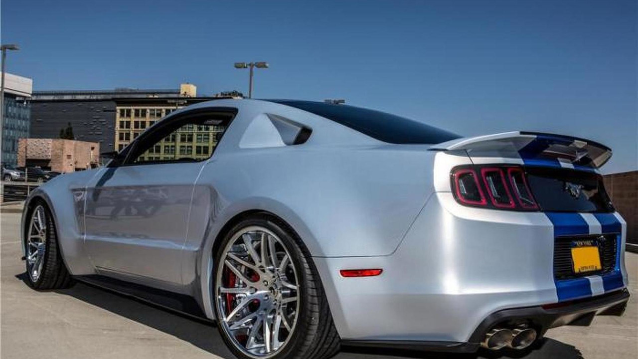 2014 Ford Mustang from Need for Speed movie | Motor1 com Photos
