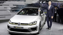 Volkswagen Golf R400 production version confirmed