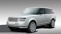 Alcraft Motor Company Range Rover Study 05.12.2013