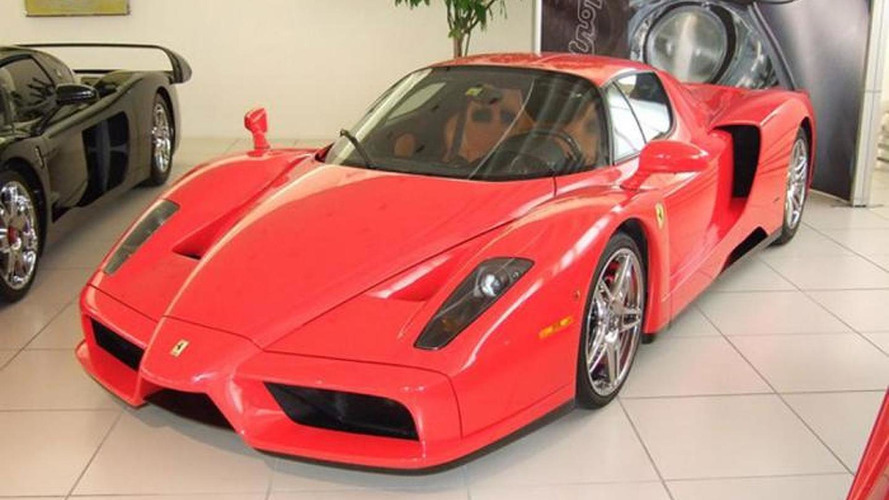 Schumacher's Enzo Is For Sale Again