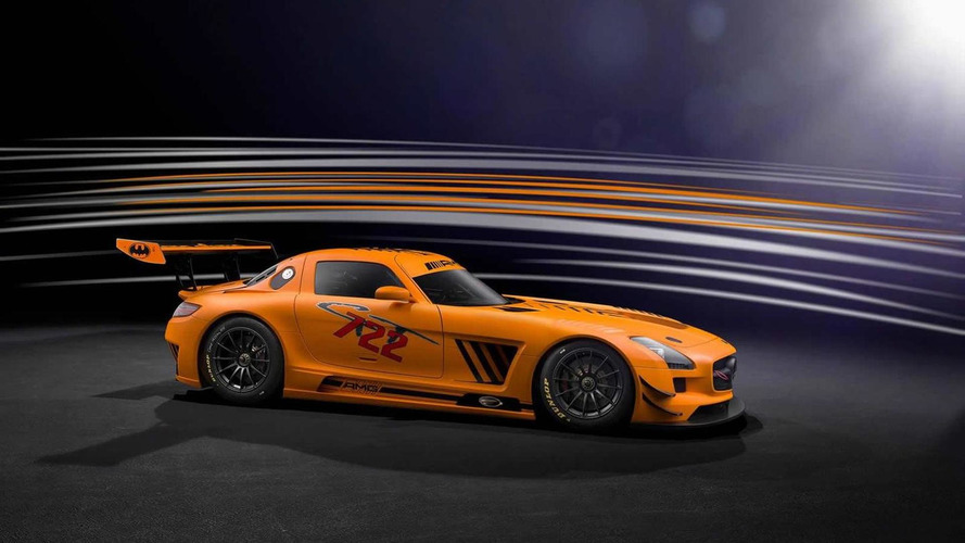 Mercedes-Benz SLS AMG GT3 45th Anniversary Edition visually tweaked by Sievers Tuning
