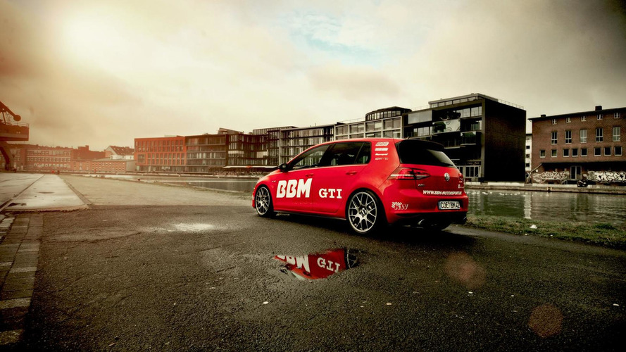 Volkswagen Golf GTI VII Plus by BBM Motorsport revealed with 300 HP [video]