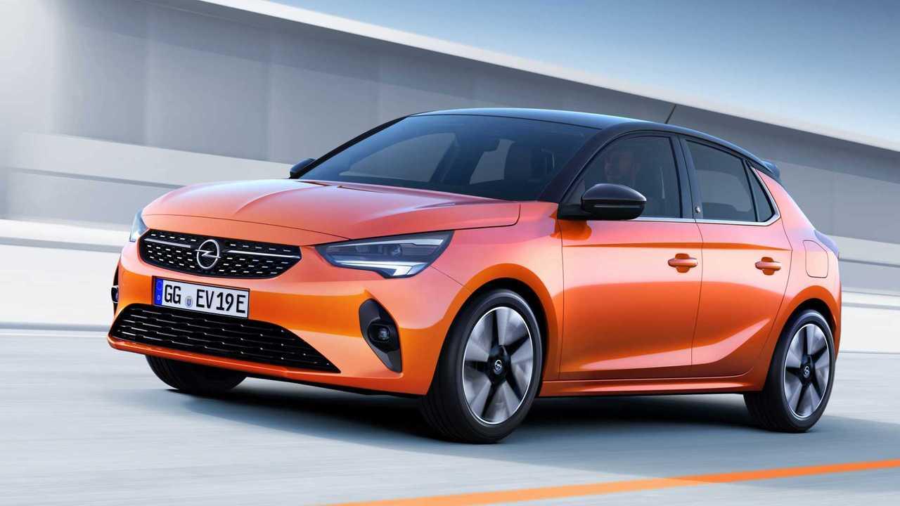 Opel Corsa-e (ab Frühjahr 2020)
