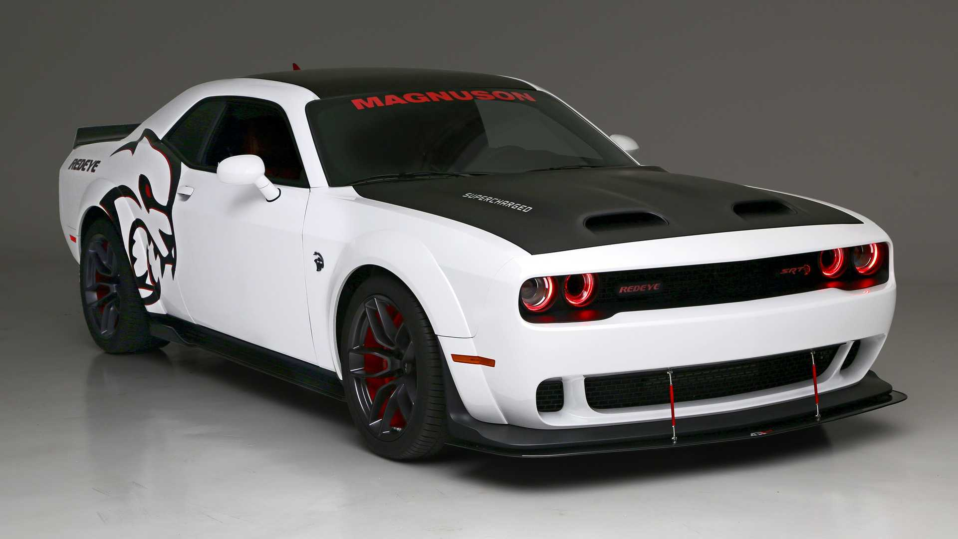 Ultimate Dodge Dodge Challenger Hellcat Custom