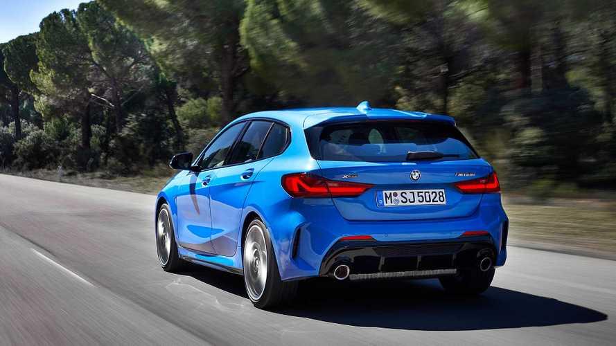 BMW 1 Serisi'ne M140e hibrit seçeneği mi ekleniyor?