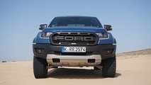 Essai Ford Ranger Raptor