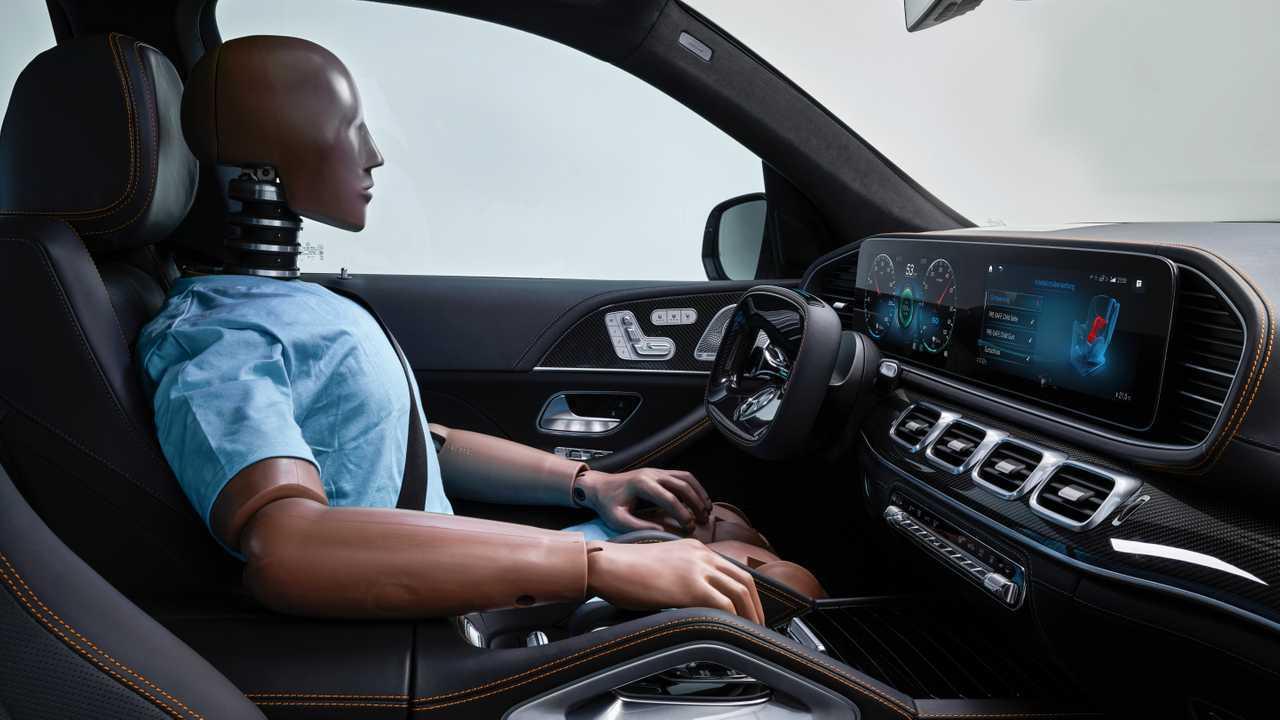 ESF 2019 Concept – tầm nhìn của Mercedes về một tương lai không tai nạn - mercedes esf 2019