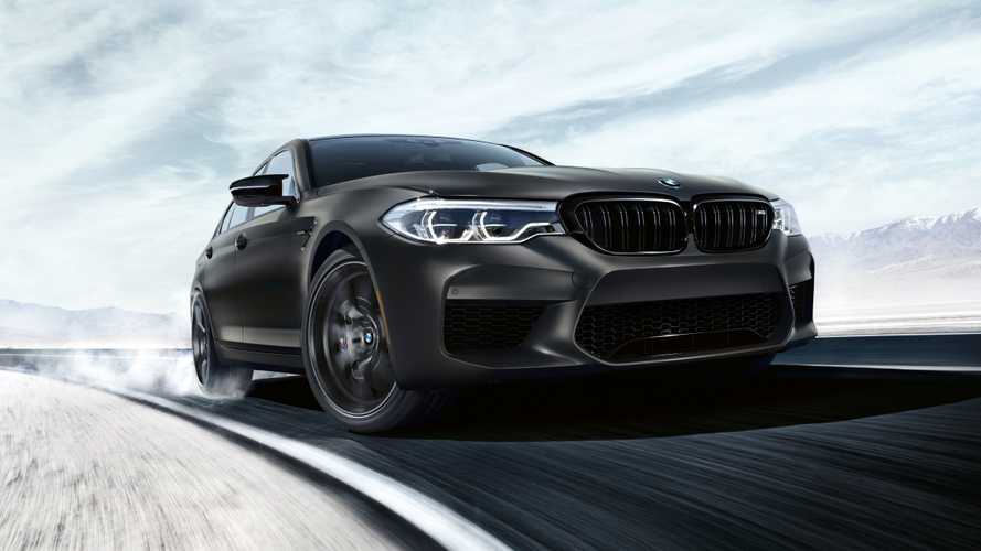 2020 BMW M5 35 Years Edition