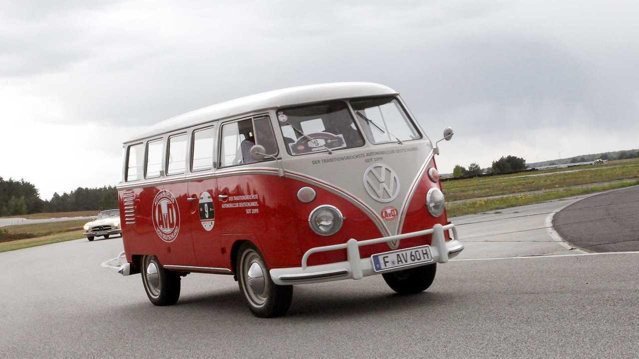 VW Bulli T1 1962 Rund um Berlin Classic 2019 (Foto: AvD)