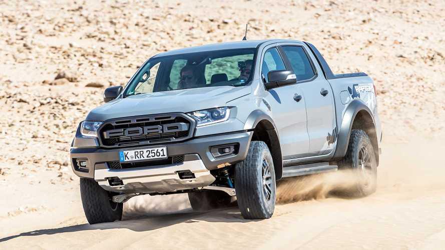 Já dirigimos: Ford Ranger Raptor é a versão que a gente quer