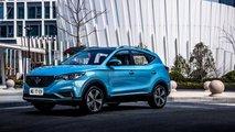 MG ZS EV: Mit diesem Elektro-SUV will MG das Comeback schaffen