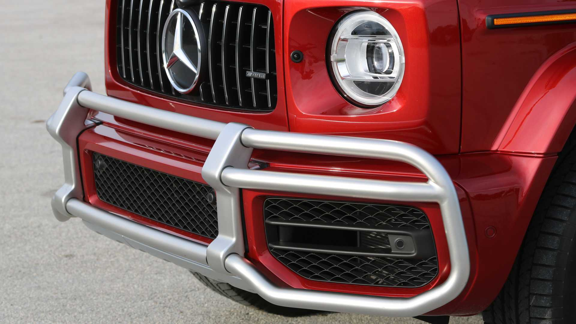 2019 Mercedes-AMG G 63: Review