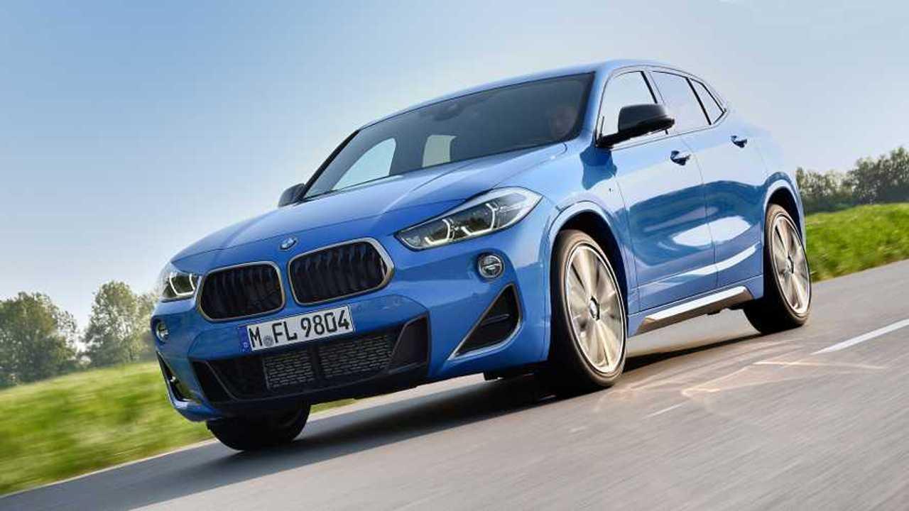 BMW X2 M35i im Test