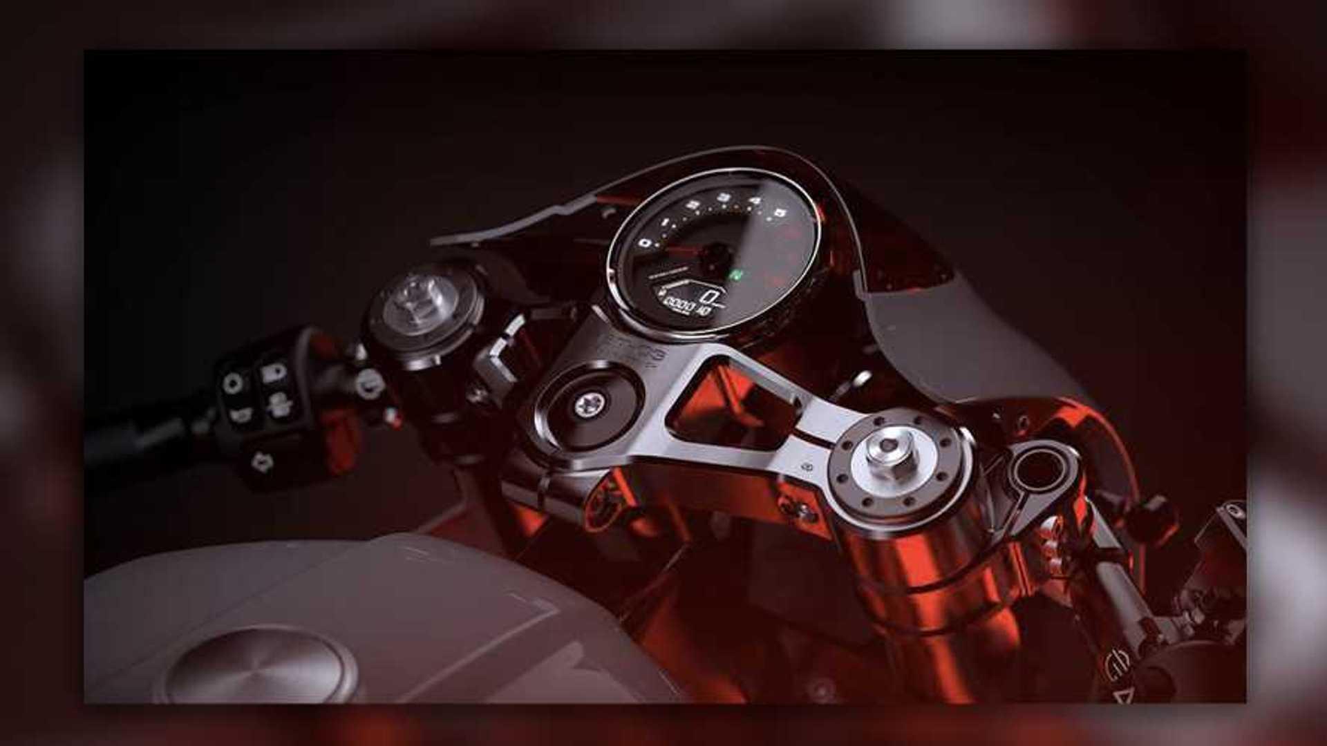 You Can Now Order A Harley-Davidson Café Racer