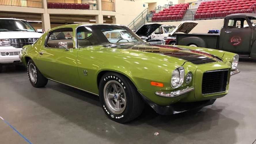 Show Quality Mid-Year 1970 Camaro Has No Reserve