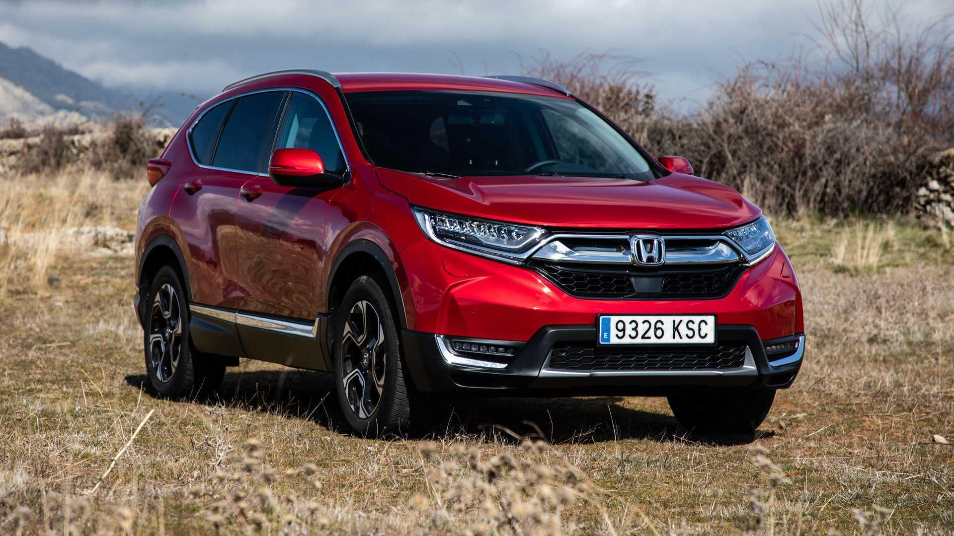 Honda Cr V 1 5 Vtec Turbo 4x4 2019 Con Un Motor De Gasolina Para Todo