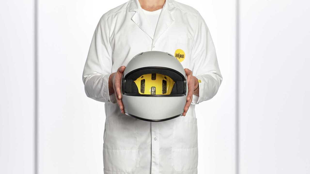 MIPS for a better helmet