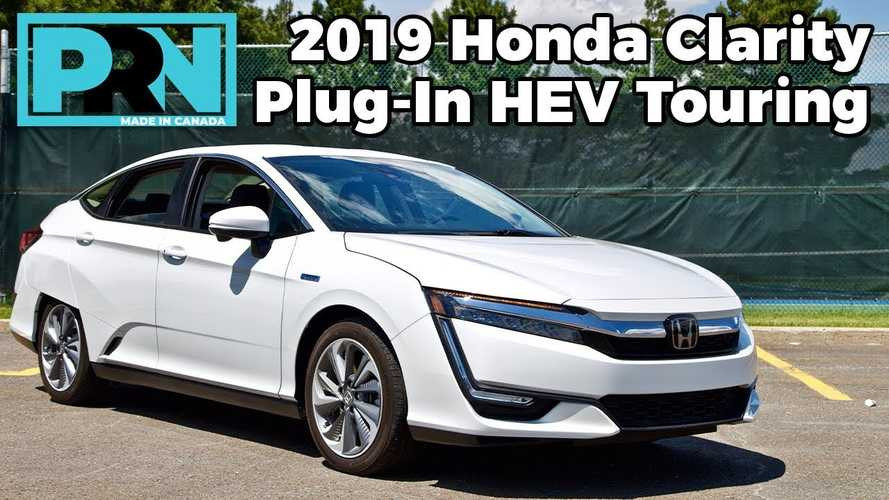 Move Over Chevy Volt, Honda Clarity PHEV Might Have You Beat: Video