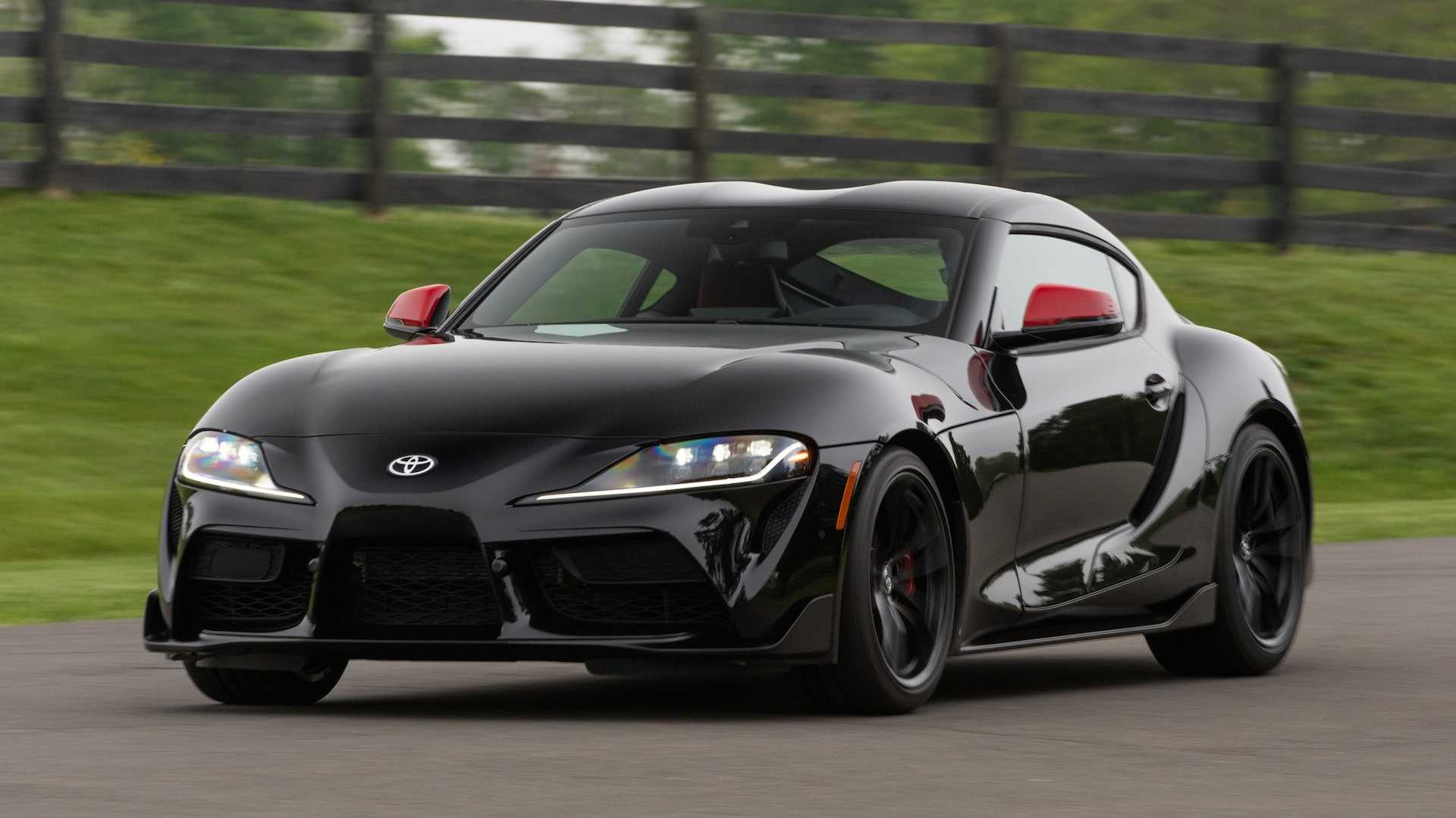 2020 Toyota Supra Premium Launch Edition
