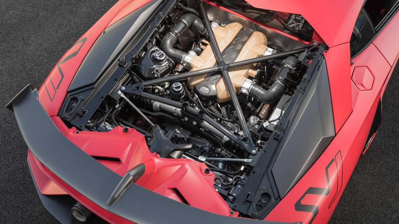L539 - Lamborghini Aventador SVJ