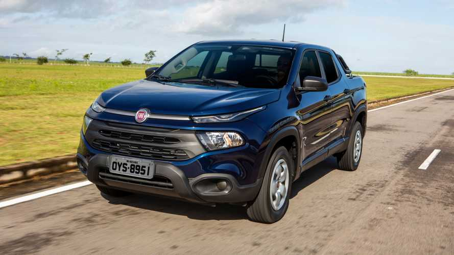 Fiat Toro Endurance 1.8 Flex AT6