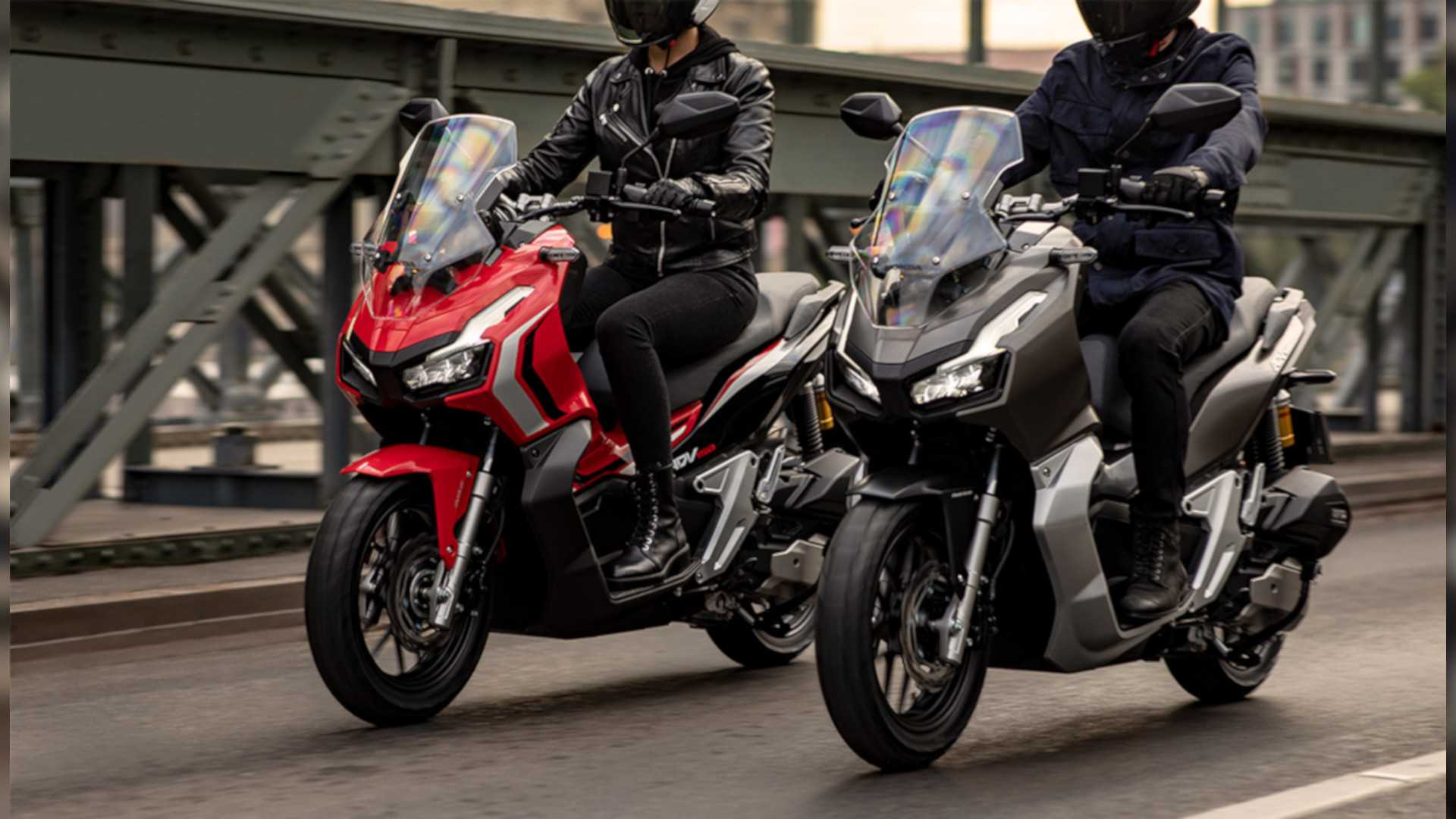 Could The Honda ADV 160 Be In The Works?