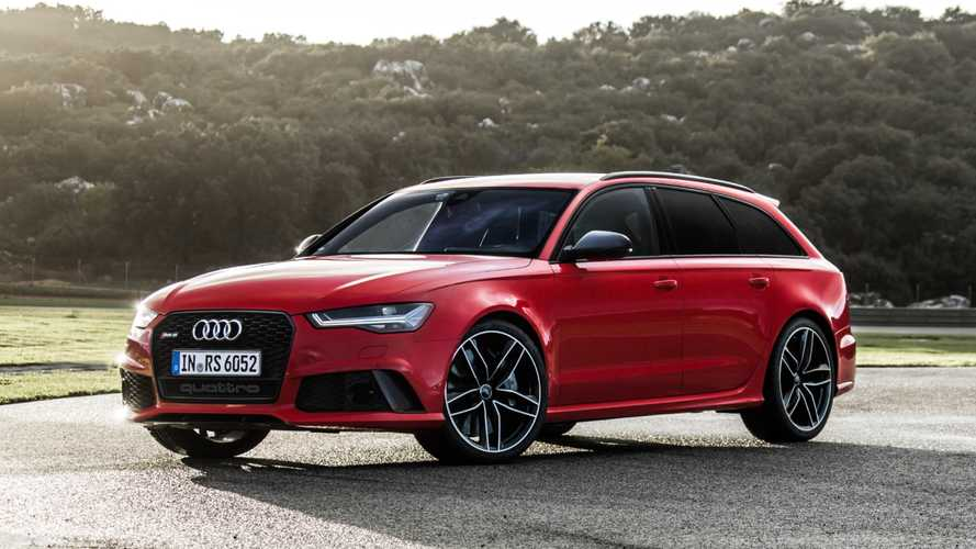 Audi RS, 25 anni vissuti velocemente