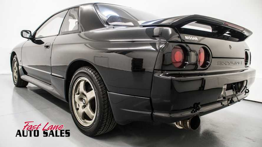 The Nissan Skyline GTS-T Type M Is The Enthusiasts Choice