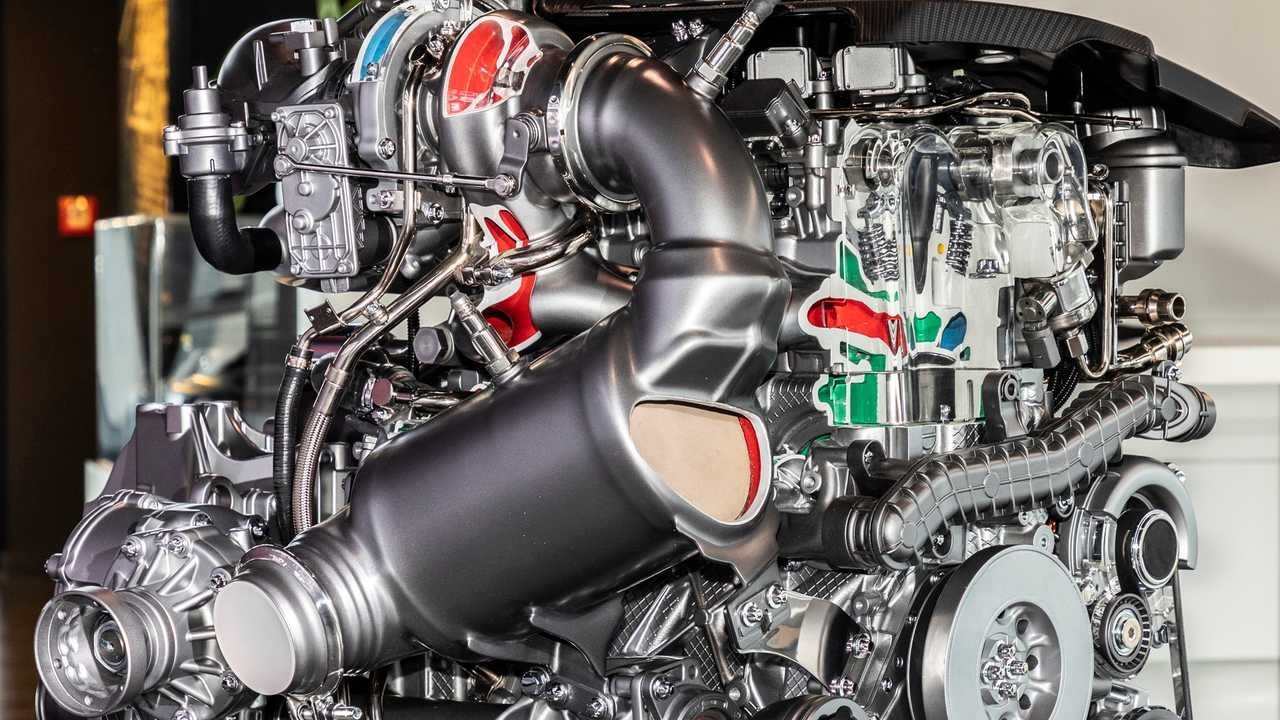 Mercedes-AMG Details Most Powerful 4-Cyl Ever, Makes 416 HP