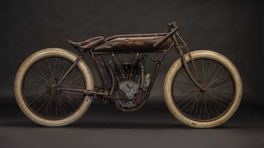 For Sale: A 1919 Indian Power Plus Board Tracker