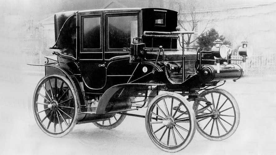 Chi ha inventato il taxi a motore? Tutto cominciò a Stoccarda