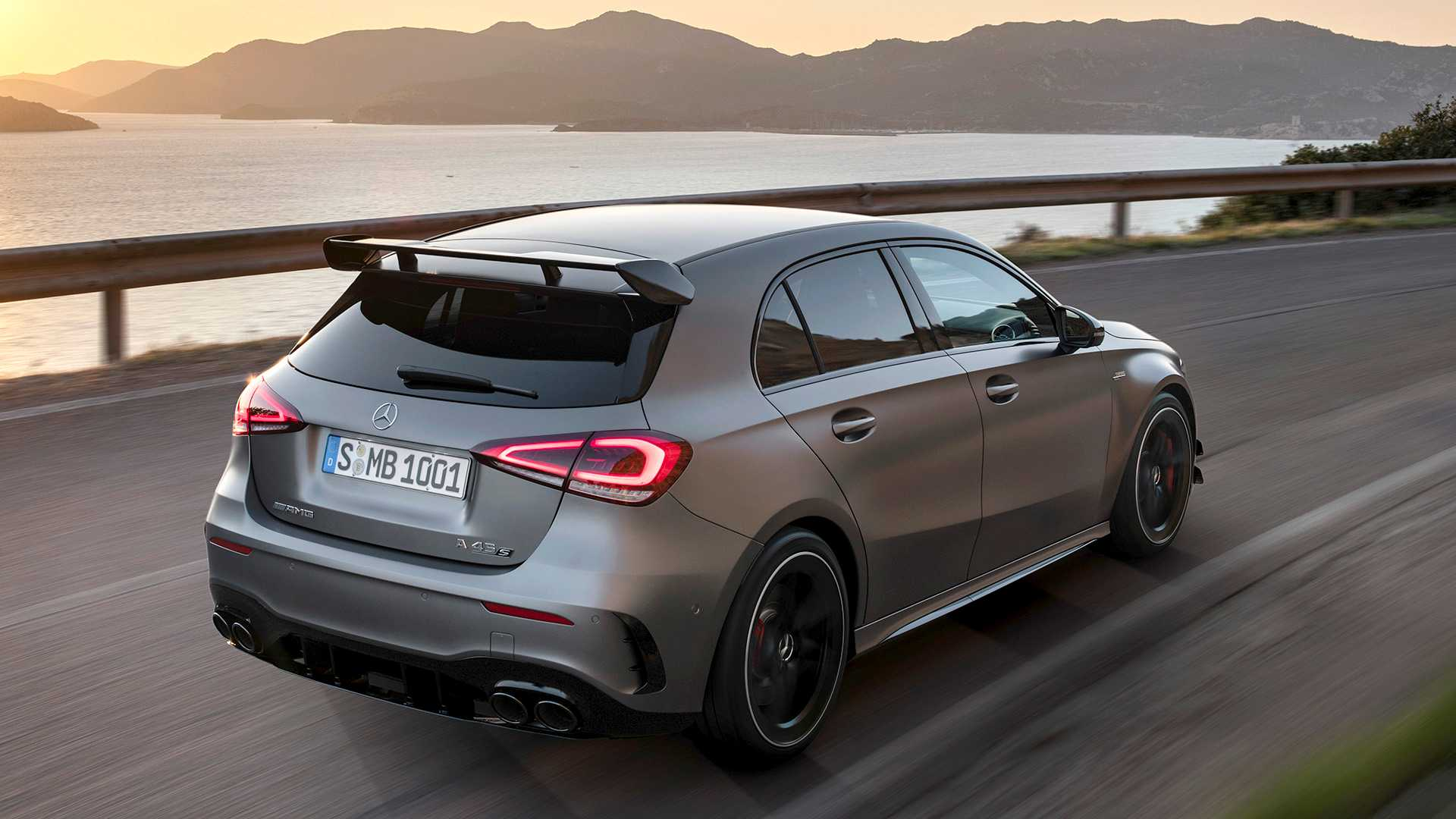 Mercedes Amg A45 S And Cla 45 S Storm Into Goodwood With 416 Hp